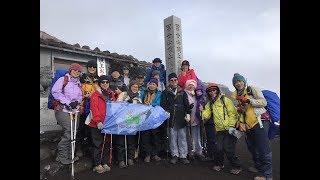 歷經半年的體訓,終於帶著老師們順利完登日本第一高峰~富士山。 為這群...