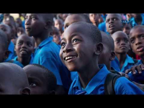 Africa Challenge -Dyslexia Part 1