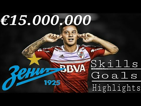 Sebastian Driussi » Welcome to FC Zenit » Skills/Highlights/Goals