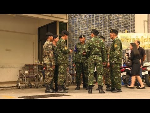 Thumbnail: Bomb targets Thai army hospital on coup anniversary