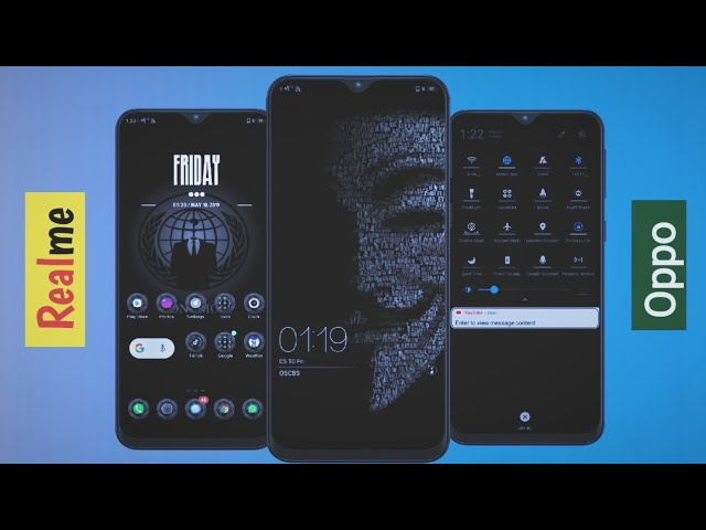 5 68 MB] Oppo & Realme - Dark Theme | Most Awaited Features Unlocked
