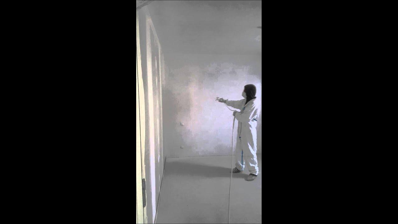 Peinture Au Pistolet Airless Graco Youtube