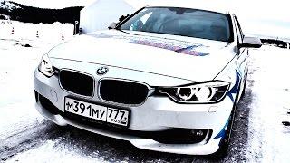 В хлам после 90 тысяч километров. Крутая БМВ комплектация Нищеброд. BMW 3 series F30 тест драйв(, 2016-04-08T16:27:50.000Z)