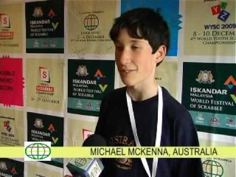 MICHAEL MICKENNA, AUSTRALIA.wmv