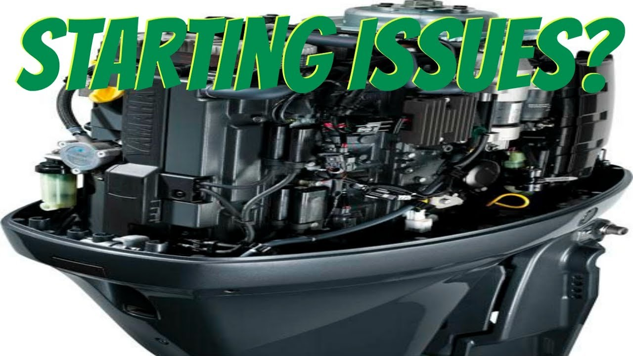 medium resolution of yamaha outboard cranks but won t start will not turn on
