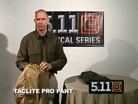 Does the 5.11 Taclite Pant suck?
