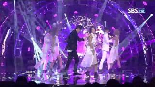 이루 [미워요 (feat.사이먼)] @SBS Inkigayo 인기가요 20120909