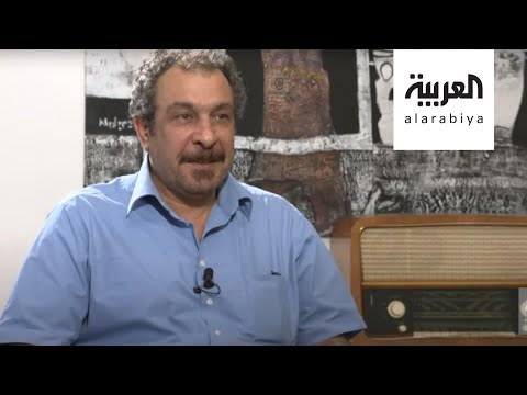 روافد | خضر عبد الكريم – فنان تشكيلي