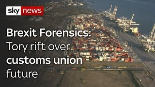 Tory party battle over membership of the European Customs Union thumbnail