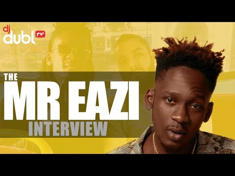 Mr Eazi Interview - Lagos To London Mixtape, making history & Giggs, Diplo and Chronixx