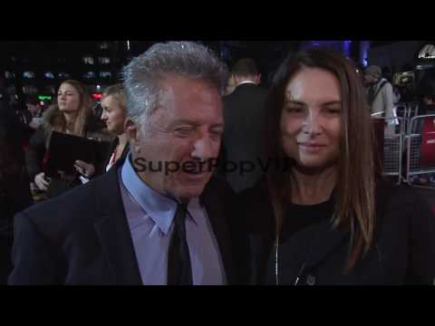 INTERVIEW - Dustin Hoffman on his wife encouraging him to...