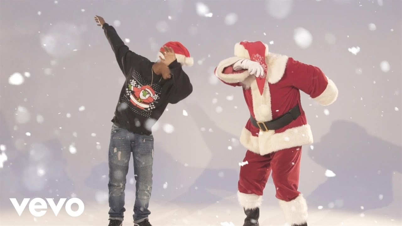 2 chainz watch out ft dabbing santa youtube - Santa And Christmas 2