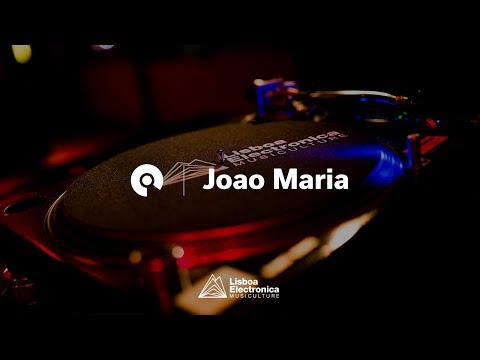 Joao Maria @ Lisboa Electronica 2018 (BE-AT.TV)