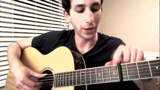 "Cover and Guitar Lesson for ""You Belong To Me"" by Jason Wade (Lifehouse)"