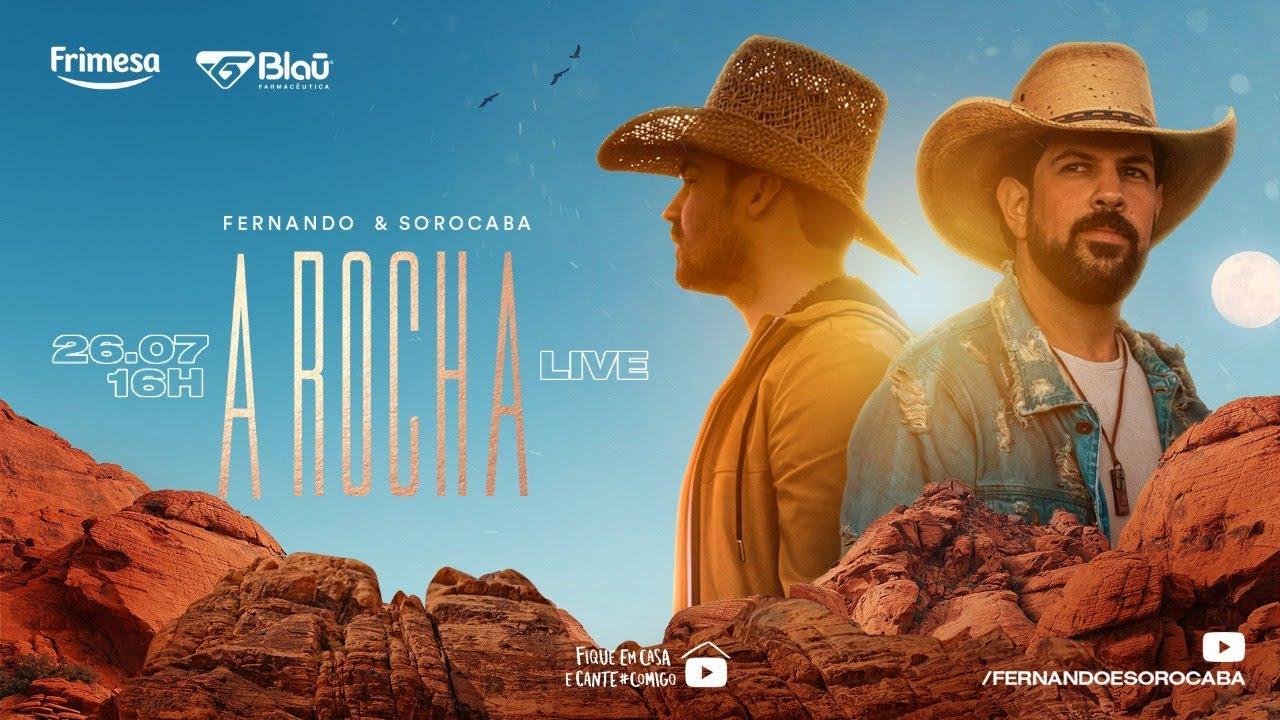 Fernando & Sorocaba | Live A Rocha