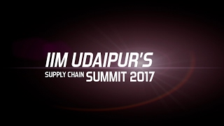 IIMU's SCM Summit 2017 Trailer