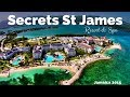 Secrets St James Resort & Spa Experience