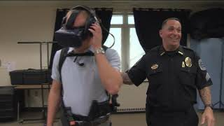Fort Myers Police Develop De-Escalation Skills With Virtual Reality Technology