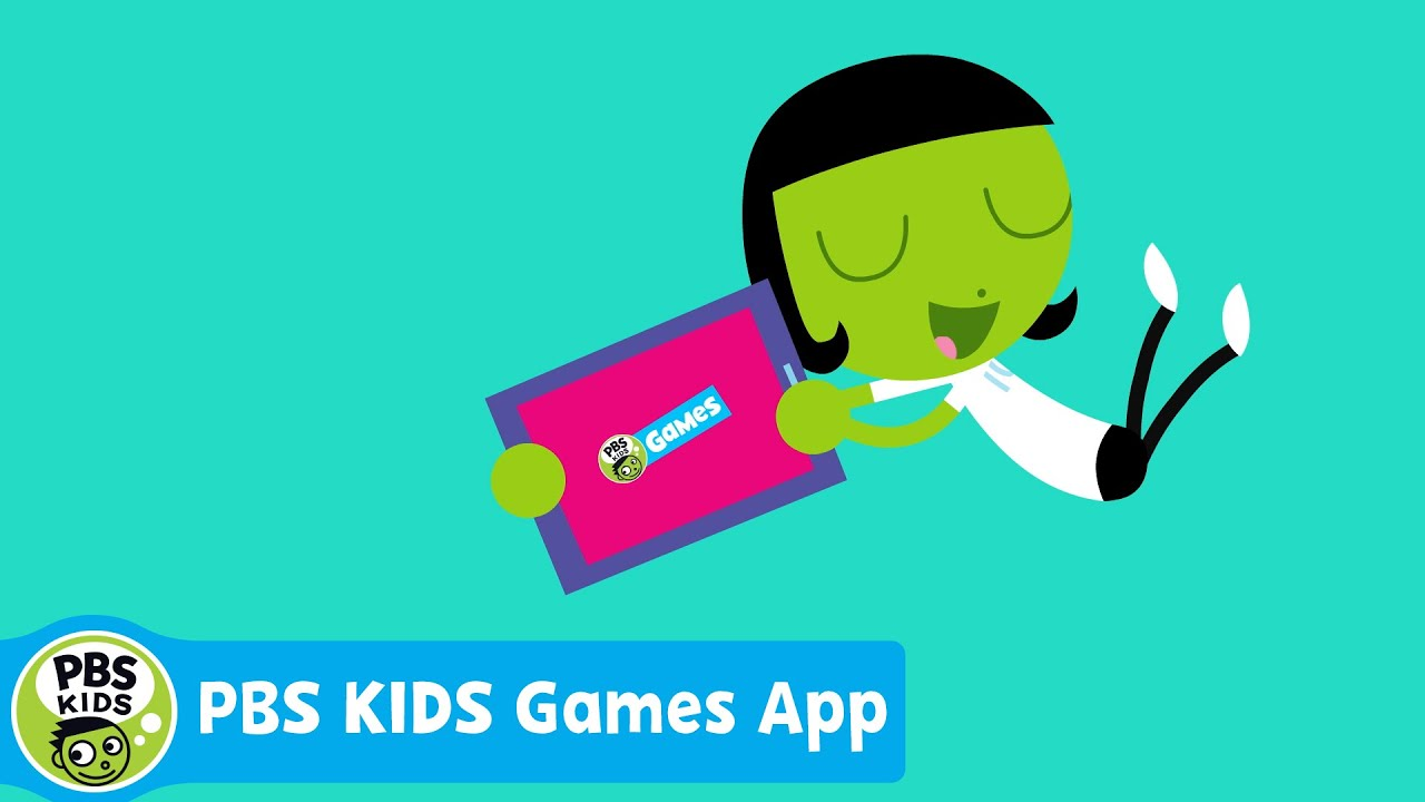 Apps Games It S Here The Free Pbs Kids Games App