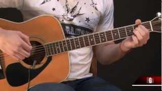 Picnic Panic: 4 Chords Guitar Lesson