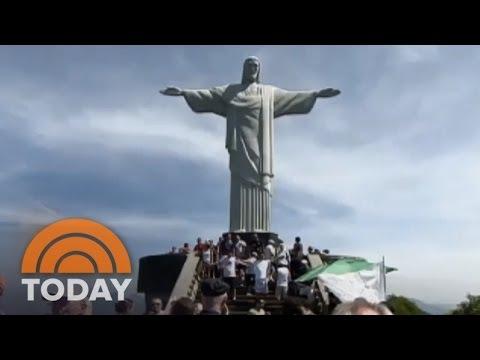 Natalie Morales Returns To Rio de Janeiro, Brazil | Archives | TODAY