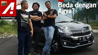 Daihatsu Ayla 1.2L Review & Test Drive supported by HSR Wheel