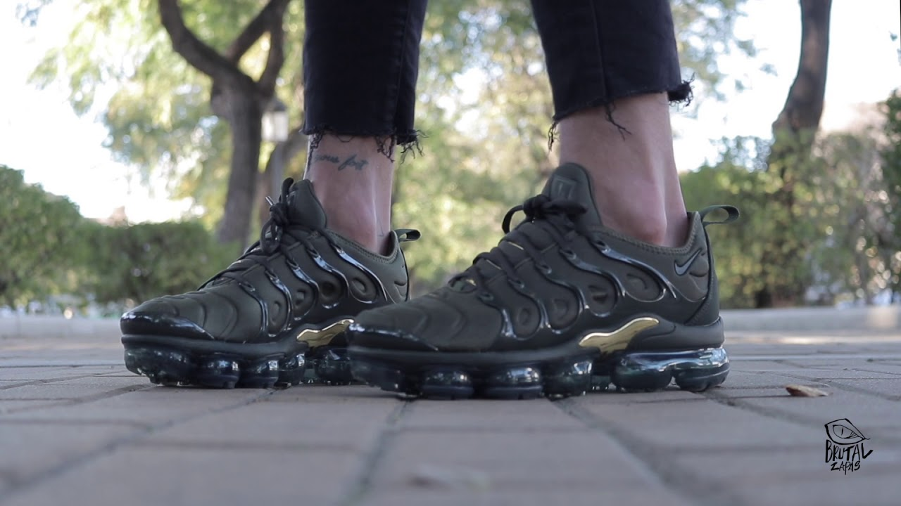 97439c9dabd REVIEW NIKE AIR VAPORMAX PLUS - 924453 300 - YouTube