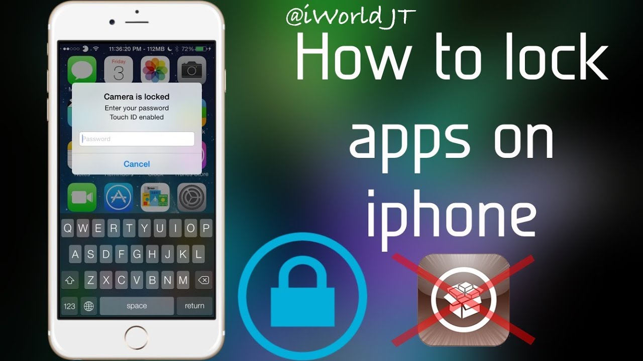 app lock for iphone how to lock apps on iphone ios 8 3 no jailbreak 3289