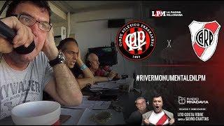 EN VIVO - Athletico Paranaense vs. RIver - Final - Ida - Recopa Sudamericana