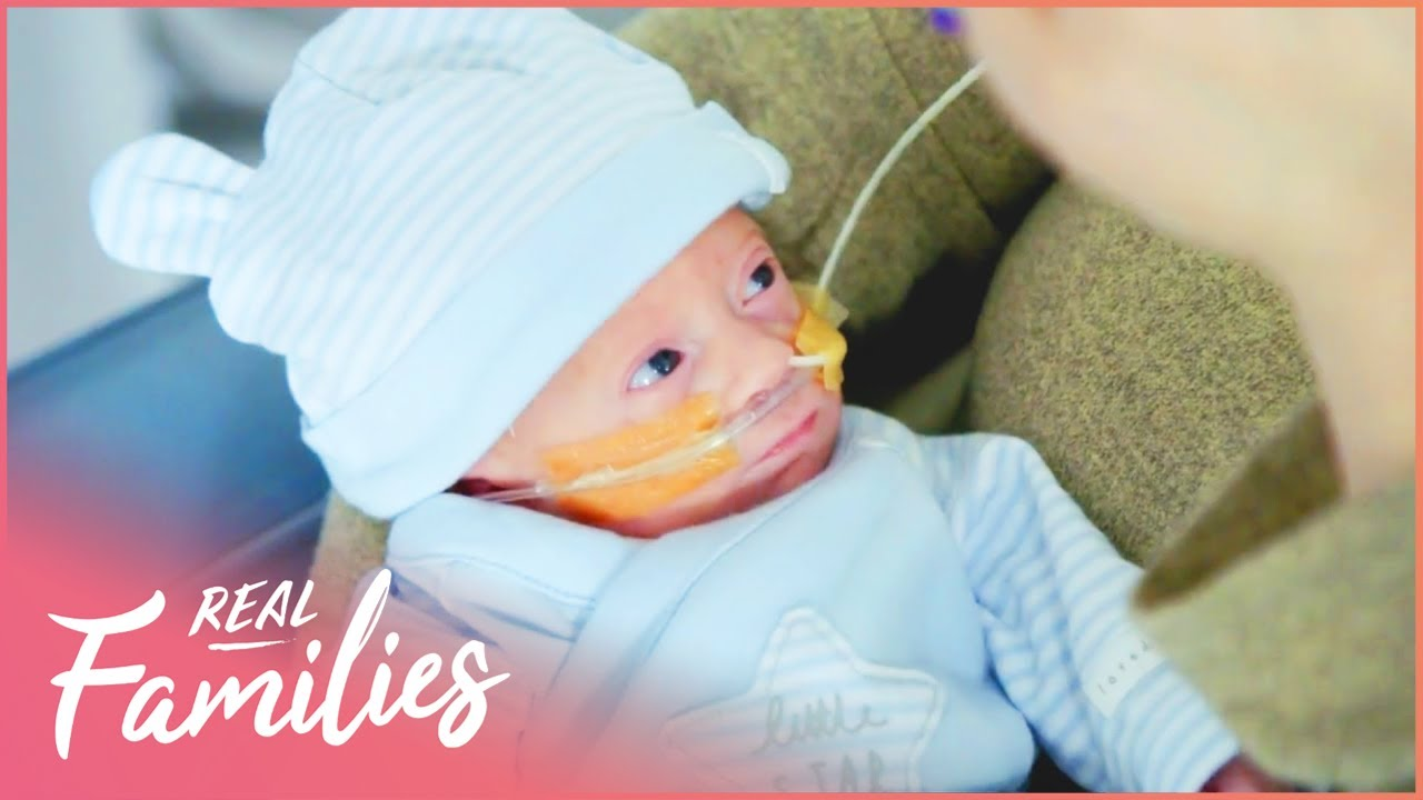 How to Care For Critically Ill Babies With Emma Willis | S2 Ep4 | Real Families With Foxy Games