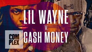Lil Wayne vs. Cash Money: The Lawsuit Decoded