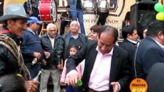 Costumbres de mi Tierra -Antapampa 2010 sede-Lima