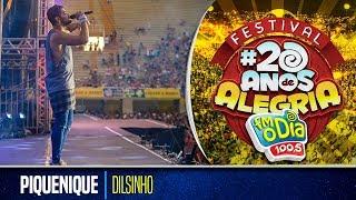 Dilsinho - Piquenique (Festival da Alegria 2017)