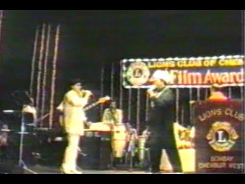 Kishor Kumar & Bappi Lahiri Sings together in Lions Awards Event: Video by Lion Umesh Malviya