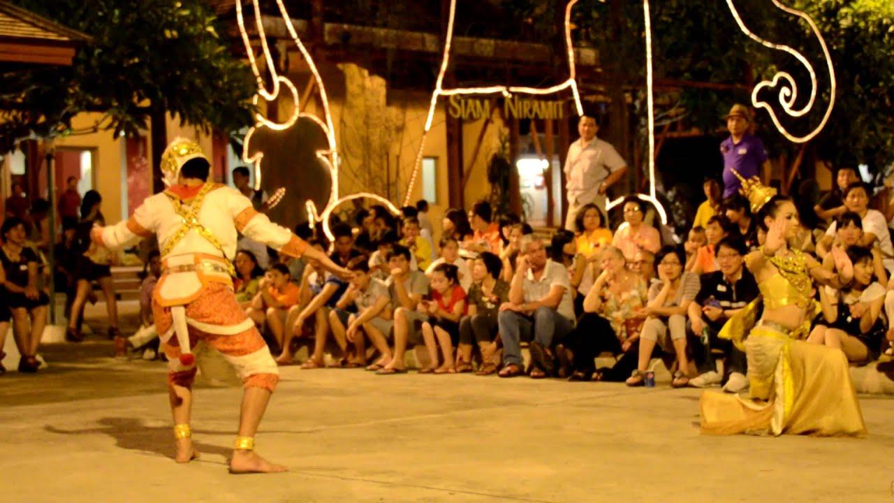 Siam Niramit Traditional Thai Dance, Bangkok, Thailand ...