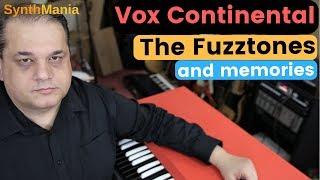 Vox Continental, The Fuzztones, and memories