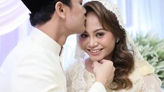 Dr Asyiq & Syazana // Solemnization at Dewan Besar Tun Rahah, KL // Malay Wedding Slideshow