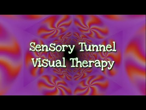 Autism Sensory Tunnel Visual Therapy