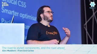 The Road to Styled Components, and the Road Ahead