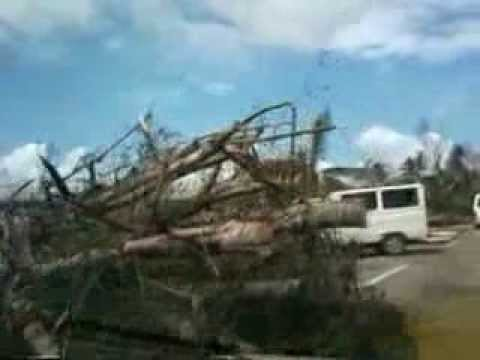 THE DAY AFTER YOLANDA IN CAPIZ AND ILOILO PASSI TO ROXAS