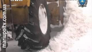 События дня 30.01.2014 (трасса Донецк-Мариуполь)