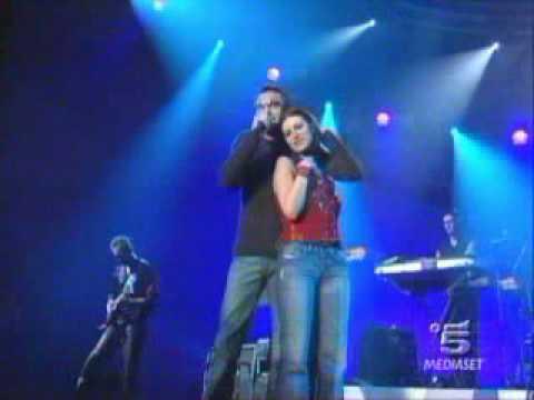Laura Pausini & Biagio Antonacci   Tra Te E Il Mare Live