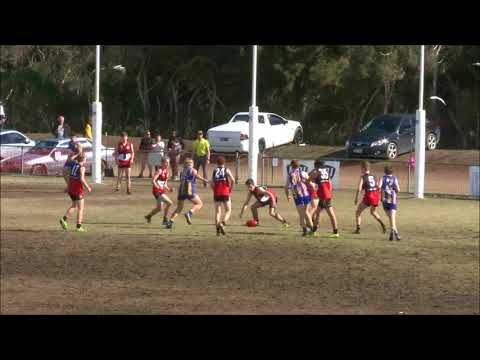 U16 2nd Semi-Final Mt.Martha vs Somerville 20-8-17