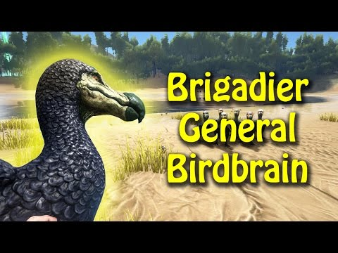 "P2PVG - ARK  ""Brigadier General Birdbrain"""
