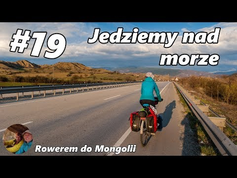 To Central Asia by Bicycle - #19 Cycling to the sea (English subtitles)