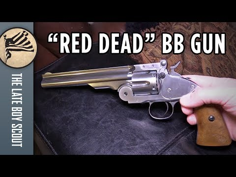 The Best (BB) Gun of Red Dead Redemption II - Bear River Schofield