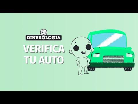 Dinerología: Verificación Vehicular