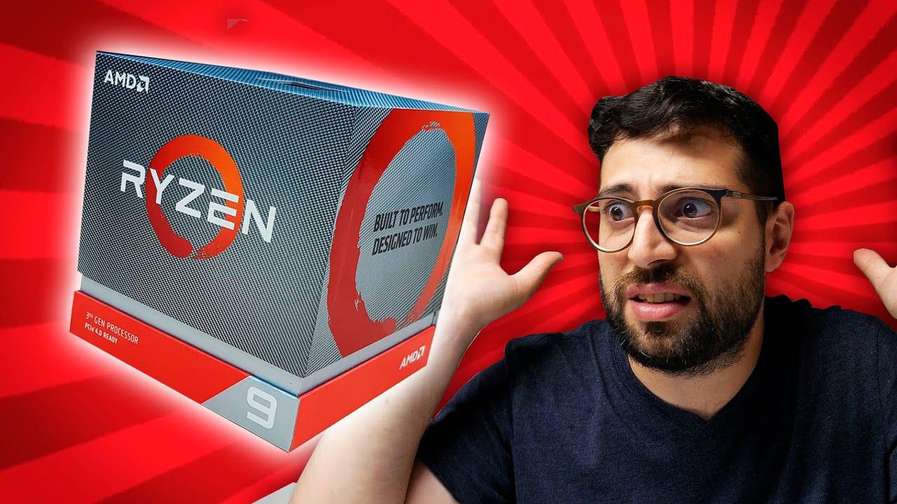 ¿Deberías comprar un Ryzen 3900X? | ¡Ryzen serie 3000 Review!