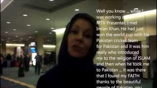 Imran Khan by Kristiane Backer, HOPE and CHANGE for Pakistan