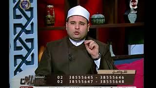 المسلمون يتساءلون | دعاء النبي صلى الله عليه وسلم لتثبيت القلوب